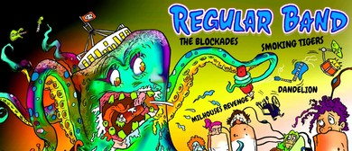 Regular Band – Centrelink Radio Single Launch
