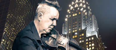 Nigel Kennedy In Recital – Bach, Kennedy, Gershwin