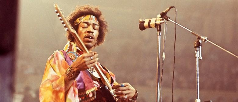 Kerry B Ryan – The Music of Jimi Hendrix
