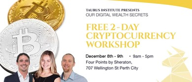 2-Day Cryptocurrency Investing Workshop