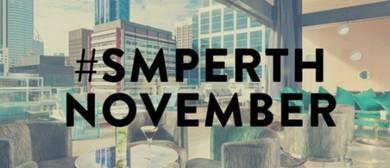 #SMPerth November – Drinks for Perth Social Media