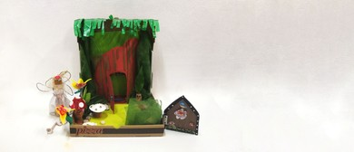 Fairy Gardens: School Holiday Eco Art Workshop