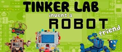 Tinker Lab: School Holiday Eco Art Workshop