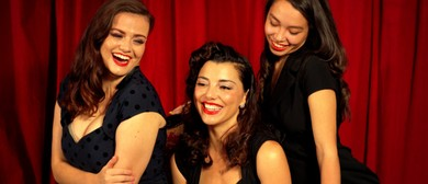 The Roslyns – Vintage Harmony Queens