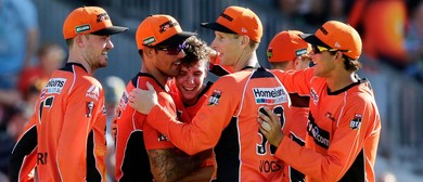 KFC BBL|08 Match 30 – Scorchers vs. Sixers