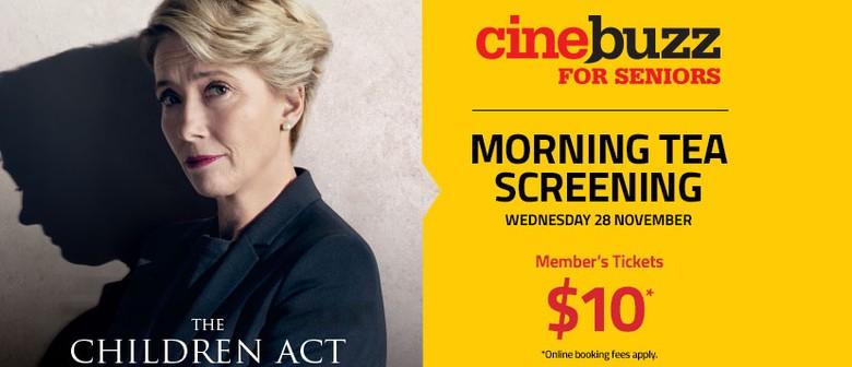 Seniors Morning Tea Screening – The Children Act