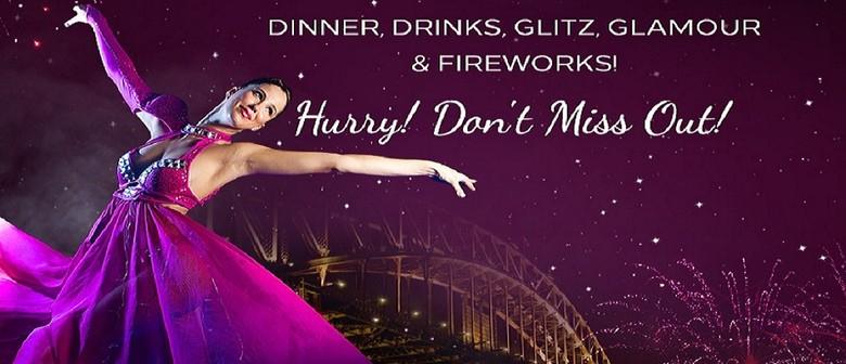 Showboat New Year S Eve Dinner Cruise Sydney Eventfinda