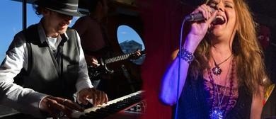 Danny Tsun's Rhythm Revue With Guest Vocalist Liza Ohlbeck