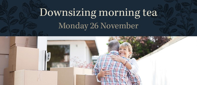 Downsizing Morning Tea Hosted By the Atrium Lutwyche