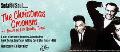 Crooners, Cocktails & Christmas