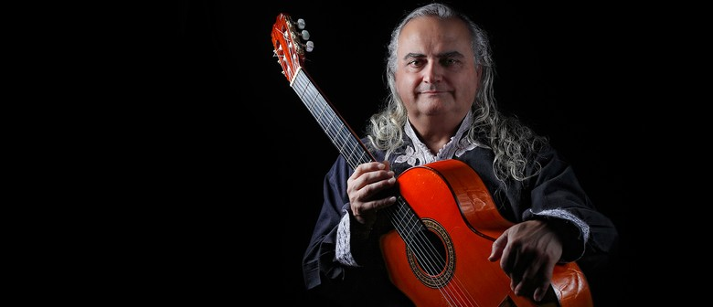 Thomas Lorenzo, A Roller Coaster Guitar Show. Flamenco &More