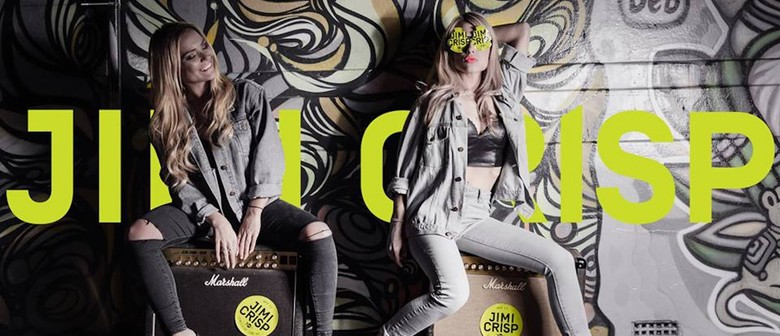 DJ Jimi Crisp – Dance Party