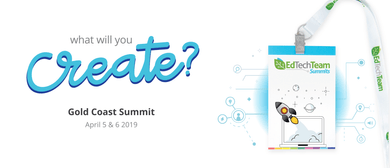 EdTechTeam Gold Coast Summit