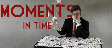Moments in Time - Melbourne International Comedy Festival