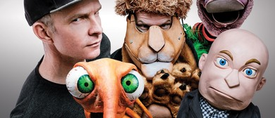 Puppet Guy – Fringe World 2019