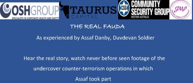 The Real Fauda – Assaf Danby