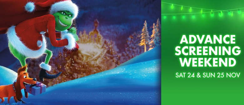 Advance Screening Weekend – The Grinch