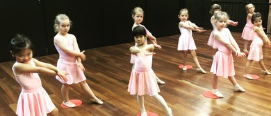 Christmas Dance Concert (Pre Prep / Little Groovers)