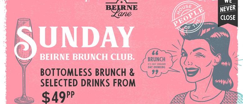 Beirne Brunch Club