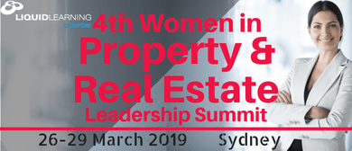 4th Women In Property & Real Estate Leadership Summit