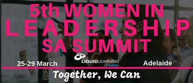 5th Women in Leadership SA Summit