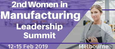 2nd Women in Manufacturing Leadership Summit