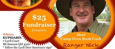 Drovers Lunch – Fundraiser with Ranger Nick