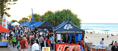 Surfers Paradise Beach Front Markets