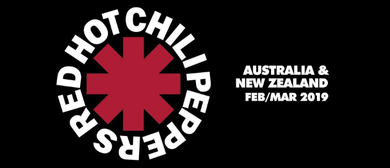 Red Hot Chili Peppers Australian Tour 2019