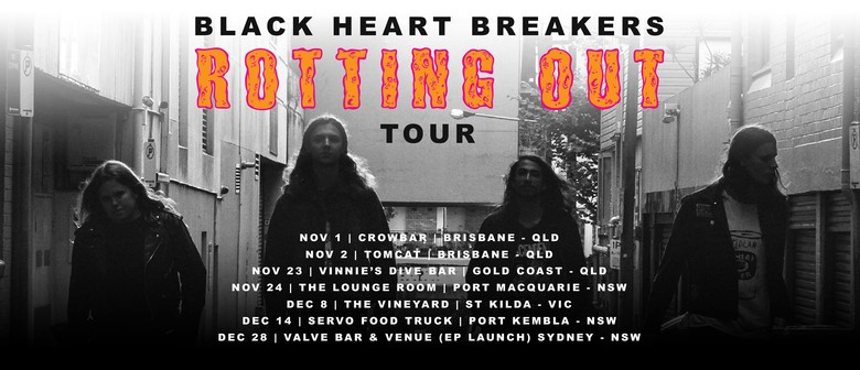 Punk Show – Black Heart Breakers Plus Royal Chant