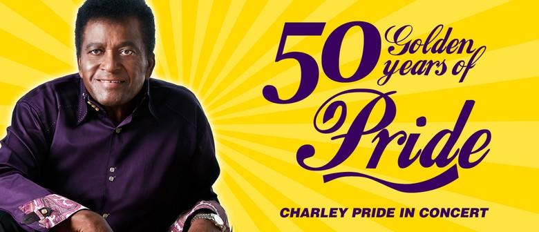 Charley Pride – 50 Golden Years of Pride
