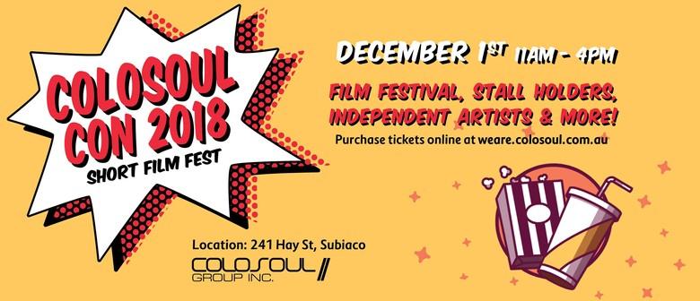 Colosoul Con 2018 – Short Film Festival & Cosplay Con