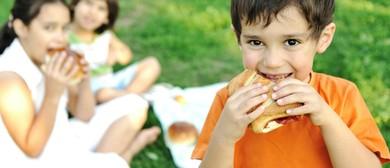 Kids' Kanga Kitchen – Aboriginal Holiday Program