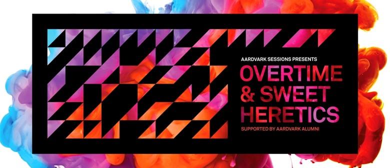 Aardvark Sessions 2018 CD Launch