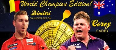 Sydney Darts Cup – World Champion Edition