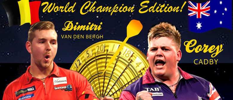 Sydney Darts Cup – World Champion Edition