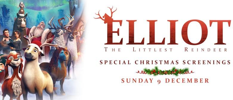 Special Christmas Screening – Elliot the Littlest Reindeer