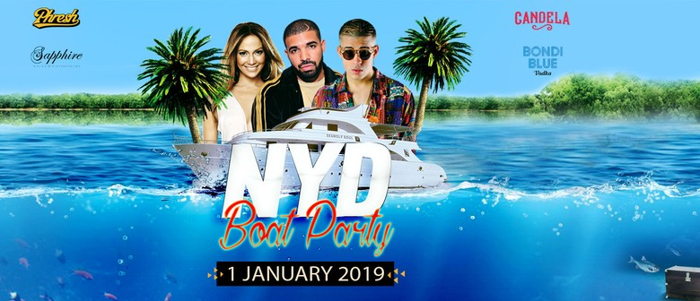 New Year's Day Boat Party