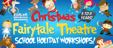 ExitLeft January Holiday Workshops