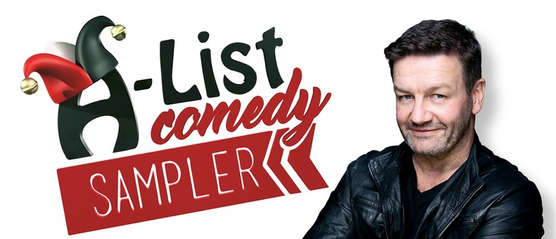 A-List Comedy Sampler Hosted By Lawrence Mooney