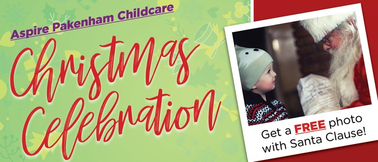Aspire Pakenham Christmas Celebration – Open to All Families