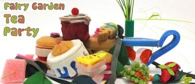 Fairy Garden Tea Party: Children's Eco Art Workshop