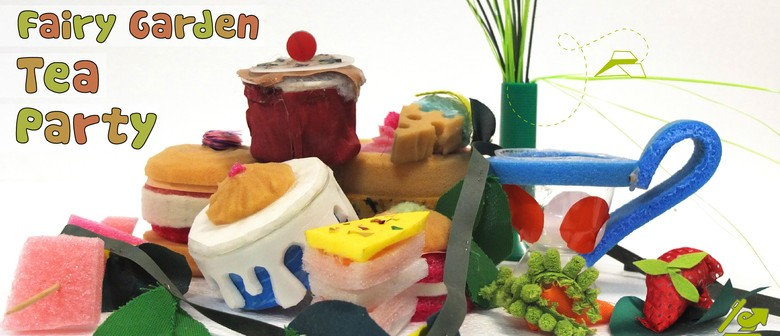 Fairy Garden Tea Party: Children's Eco Art Workshop
