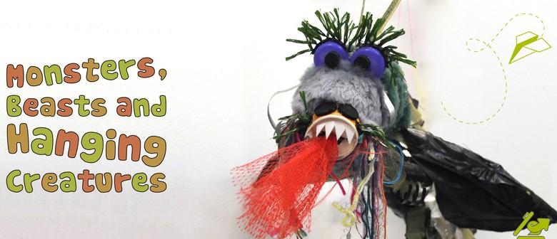 Monsters, Beasts & Hanging Creatures: Children's Workshop