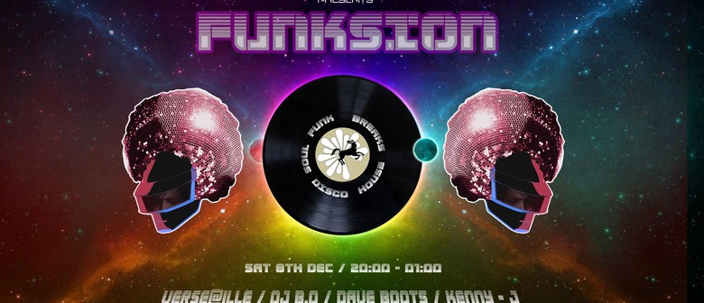 Tovch X Passion Presents: Funksion