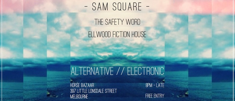 Sam Square, The Safety Word, Ellwood Fiction House