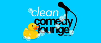 Clean Comedy (Perth City) - Fringe World 2019