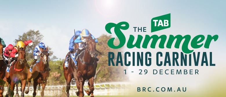 The TAB Summer Racing Carnival