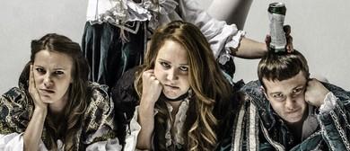 Sh!t-Faced Shakespeare: A Midsummer Night's Dream