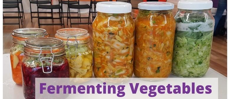 Fermenting Vegetables Workshop